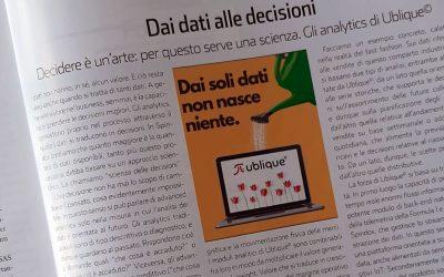 Dai dati alle decisioni | Data Manager